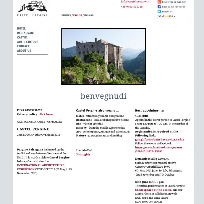 Castello Pergine